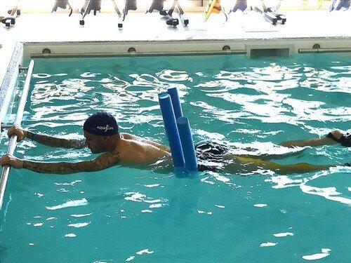 Pinamonti idrokinesiterapia sport