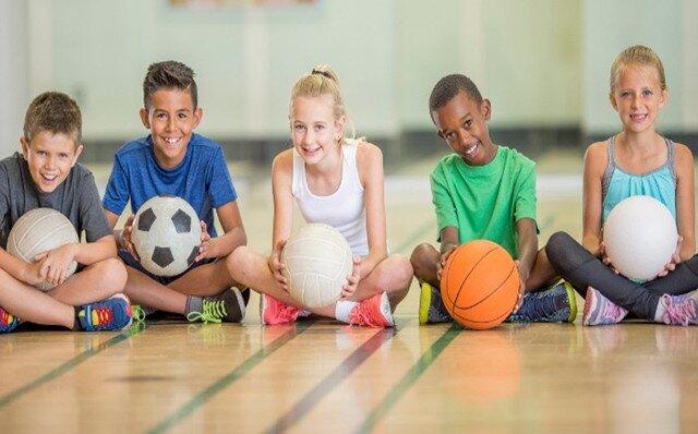 basket bambini