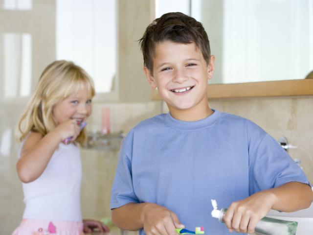 come scegliere il dentifricio per bambini