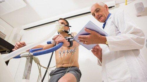 dottore test medicina dello sport