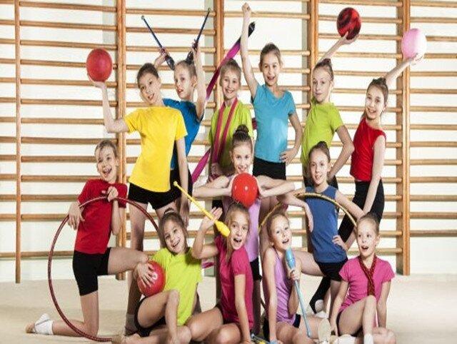 ginnastica artistica bambini