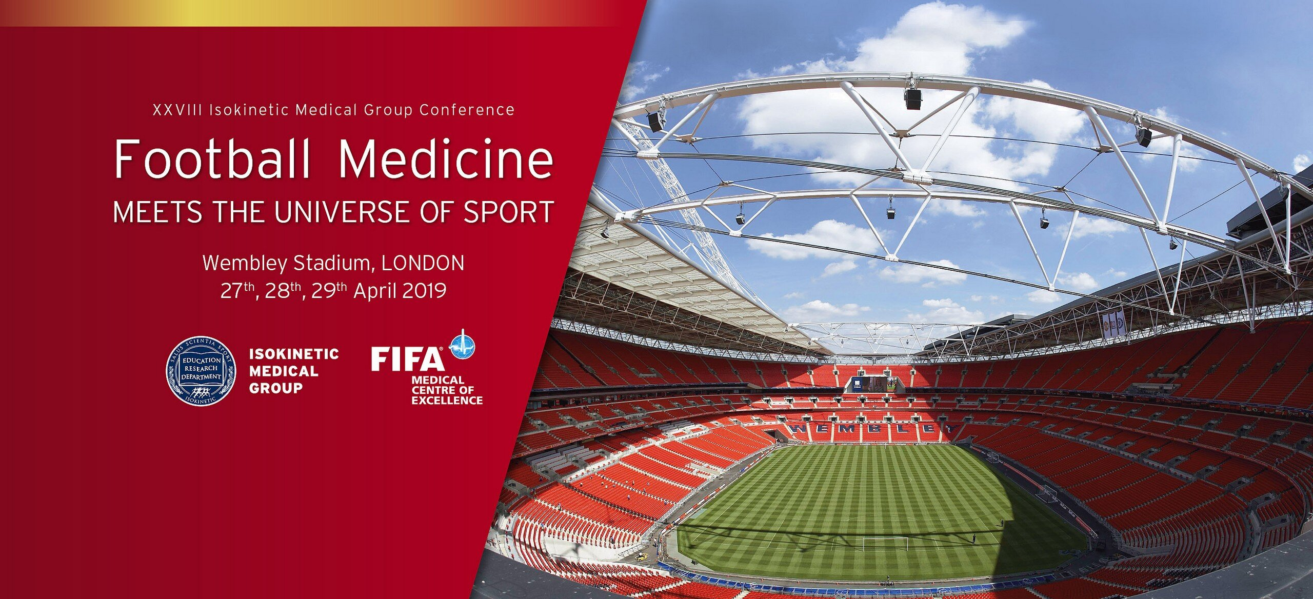 Isokinetic Conference 2019 – Londra
