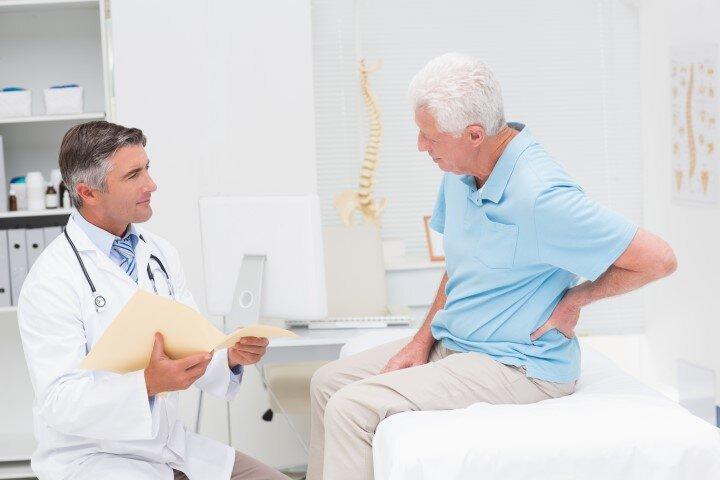 mal di schiena dottore