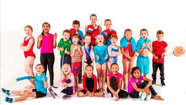 tutti sport bambini