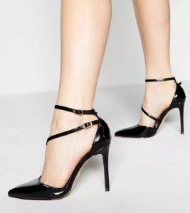 scarpe inadeguate