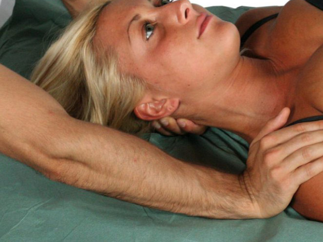 come viene eseguito il pompage cervicale