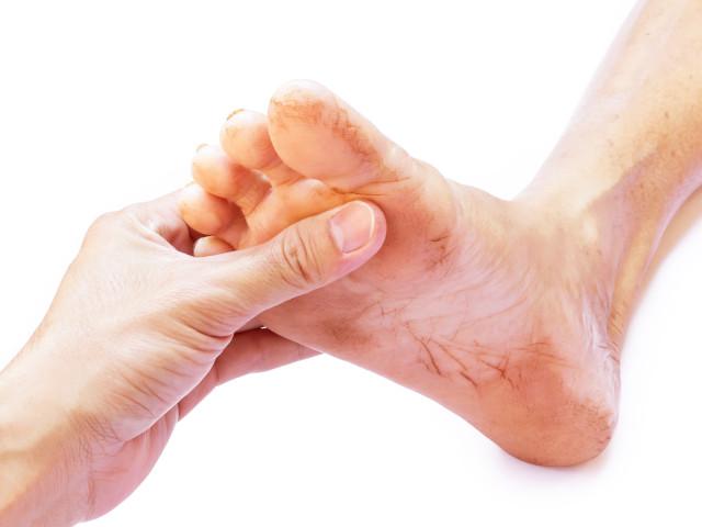 infezioned del piede