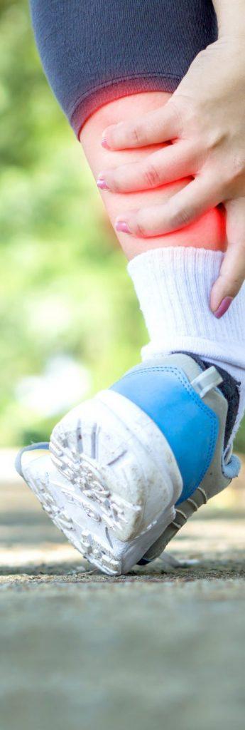 instabilità cronica della caviglia