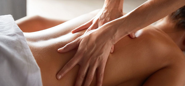 massaggio terapico