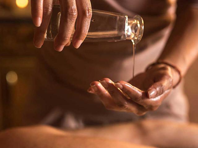 prodotti utilizzati massaggio cervicale