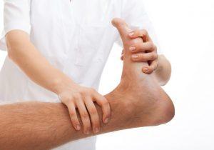 trattamento instabilità cronica della caviglia