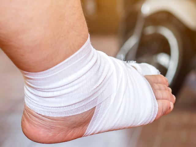 ulcera del piede